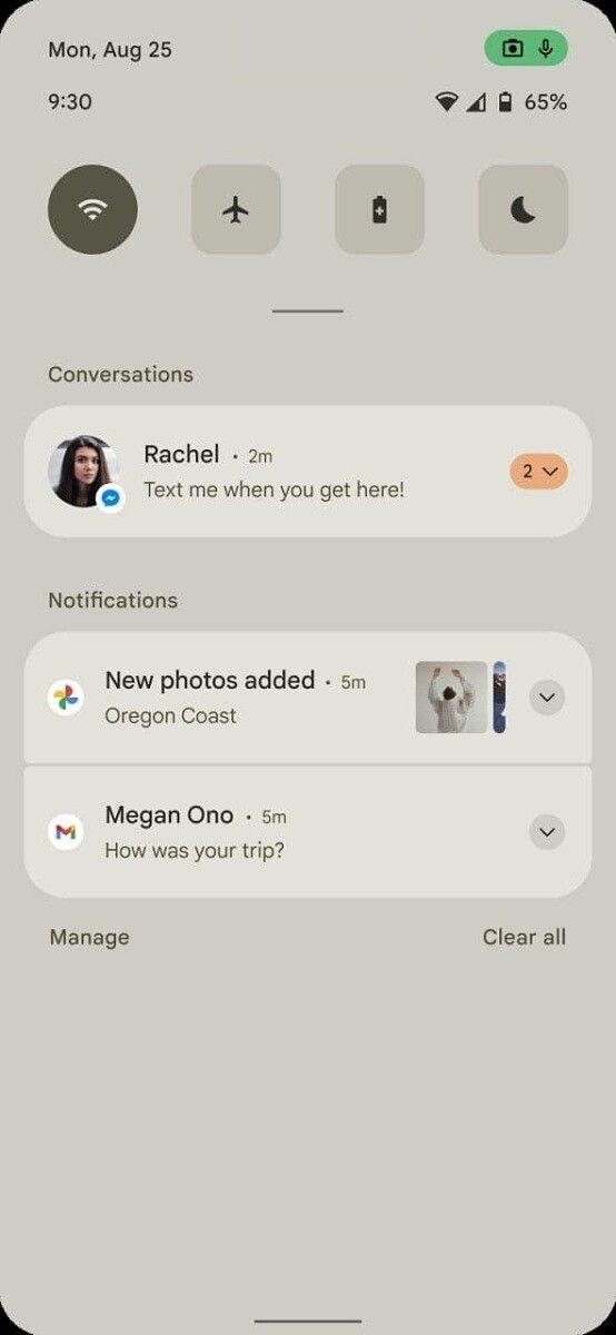 Android 12 sızdı! Tüm bildiklerinizi unutun! - Page 2