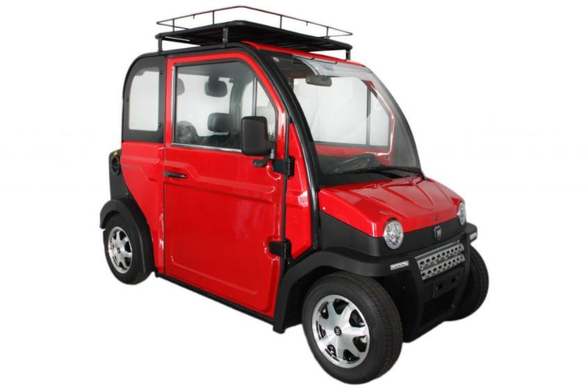 70.000 TL'ye sıfır elektrikli otomobil! Hem de Türkiye'de! - Page 3