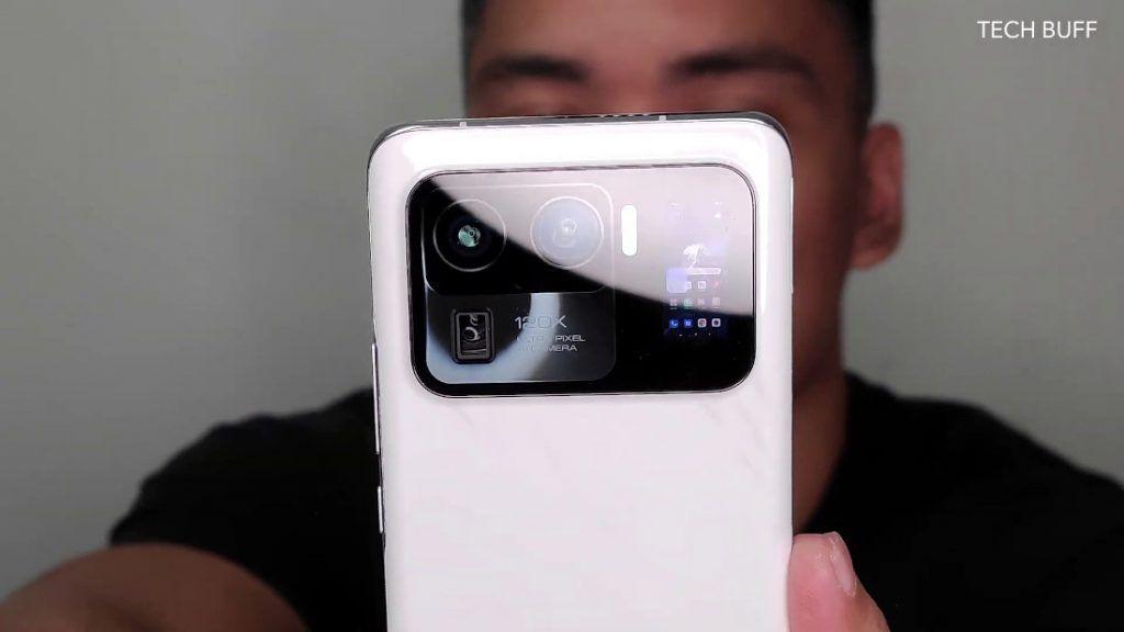 Xiaomi Mi 11 Ultra ekranlı kamera ile geliyor! - Page 2