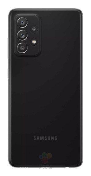 Yok satacak telefon Galaxy A52 görüntülendi! - Page 1