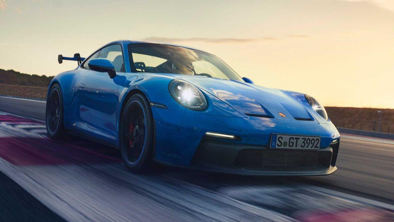 2021 model Porsche 911 GT3 RS tanıtıldı! İşte inanılmaz özellikleri! - Page 2