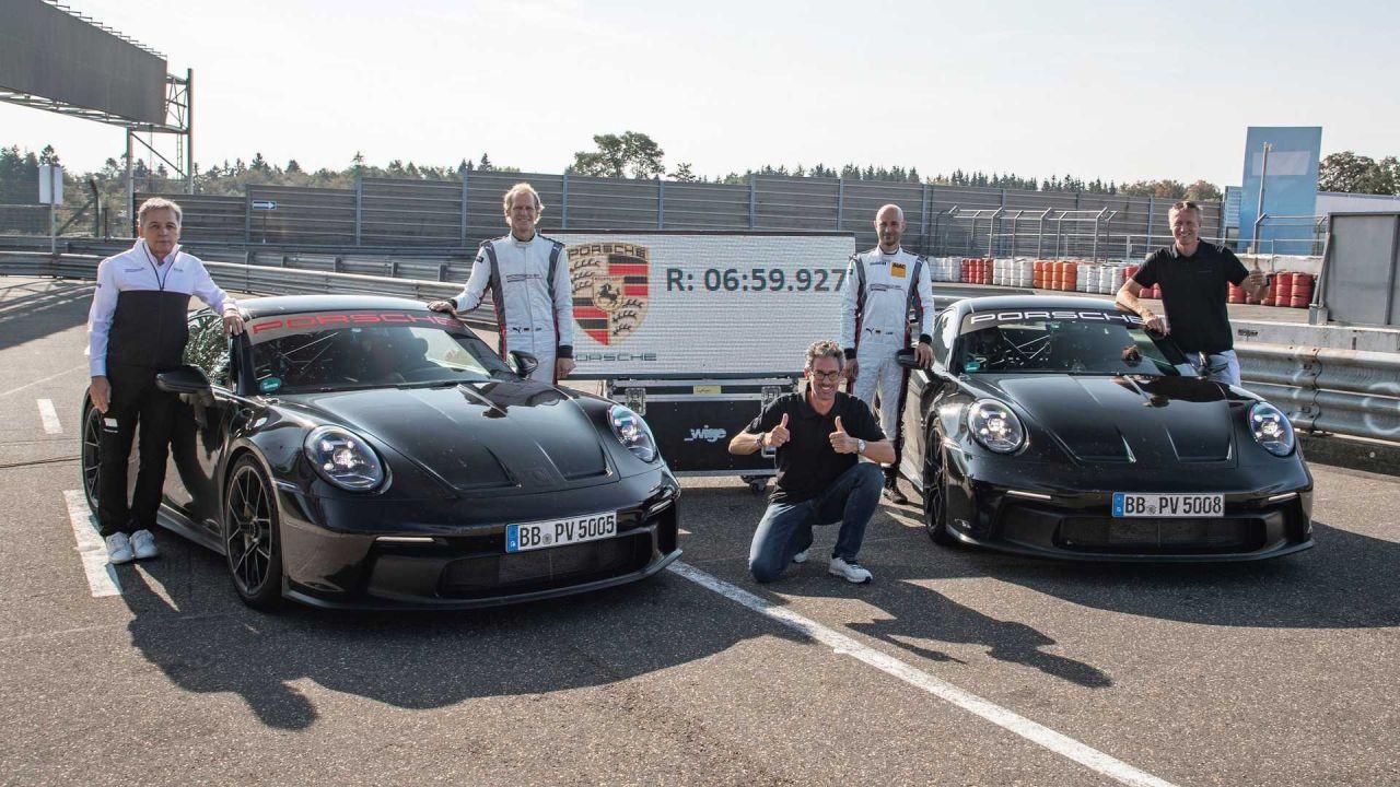 2021 model Porsche 911 GT3 RS tanıtıldı! İşte inanılmaz özellikleri! - Page 1