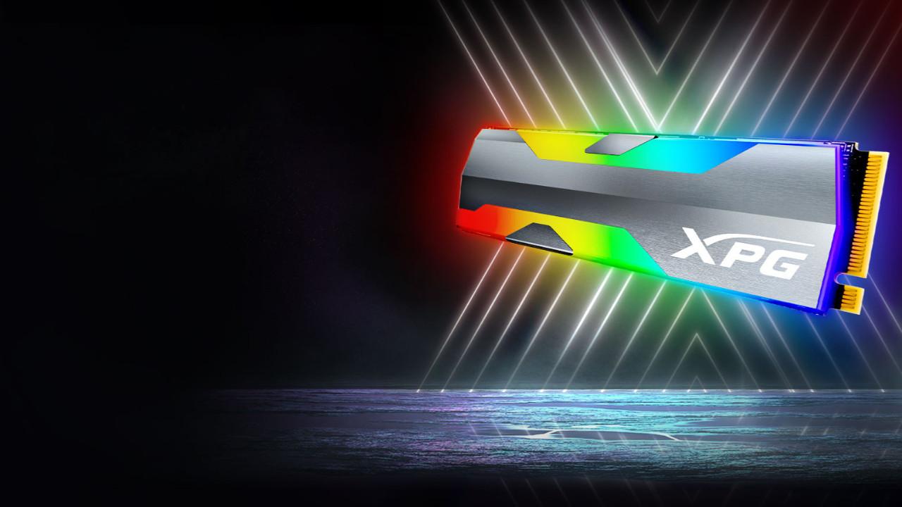 XPG Gammix S70 satışta! Işık hızında SSD!