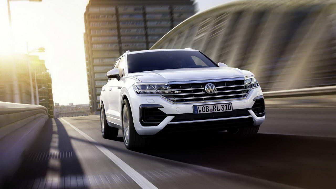 2021 Volkswagen Touareg fiyatları gözlerinizi kanatacak! - Page 4