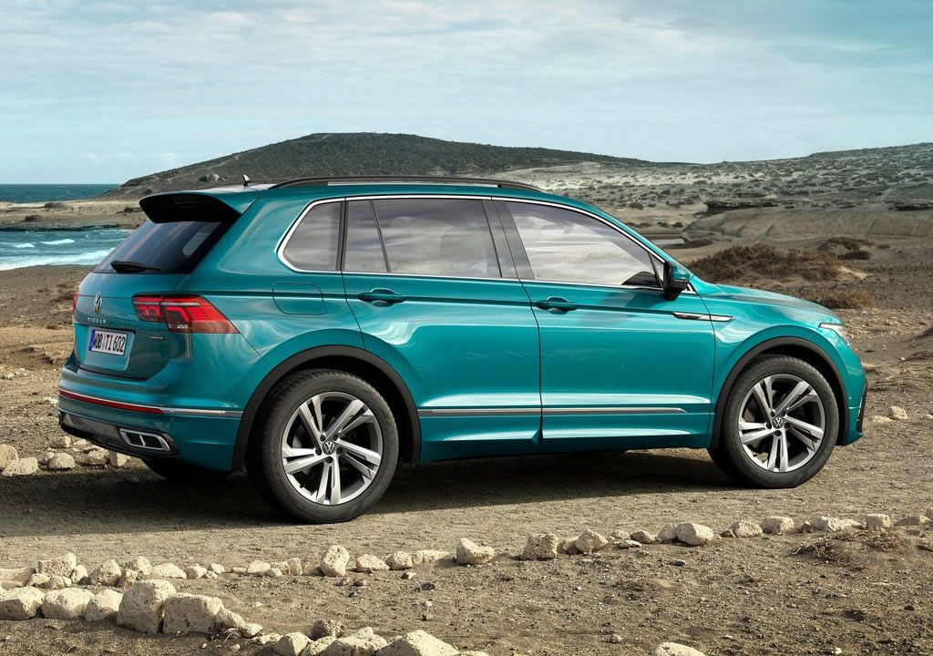 2021 Volkswagen Tiguan fiyatları cep yakmaya devam ediyor! - Page 2