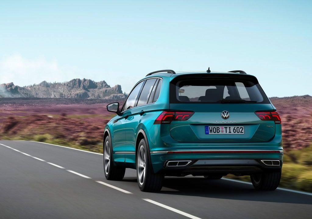 2021 Volkswagen Tiguan fiyatları cep yakmaya devam ediyor! - Page 3