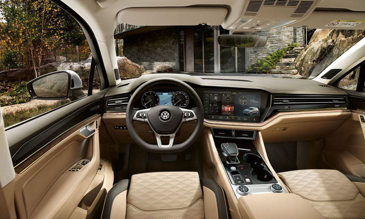 2021 Volkswagen Touareg fiyatları gözlerinizi kanatacak! - Page 3