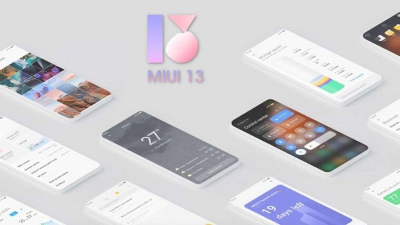 MIUI 13 ve Android 12 alacak olan Xiaomi telefon modelleri! - Page 1