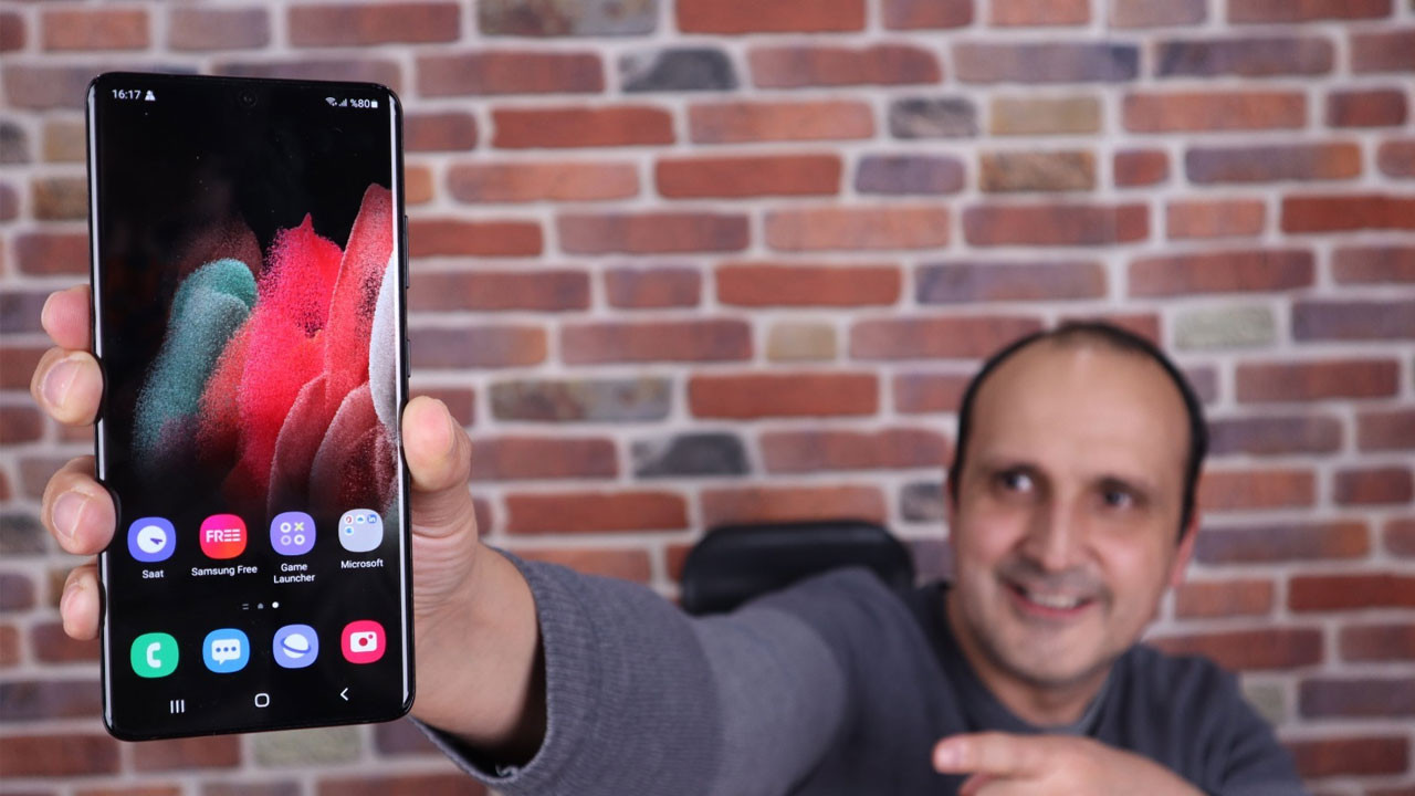 En iyi kameralı telefon: Samsung Galaxy S21 Ultra