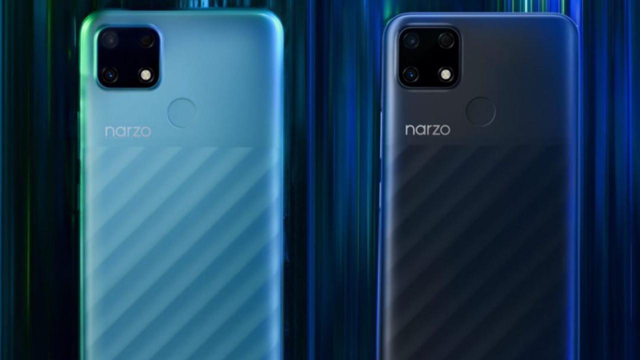 Sudan ucuz Realme Narzo 30A tanıtıldı!