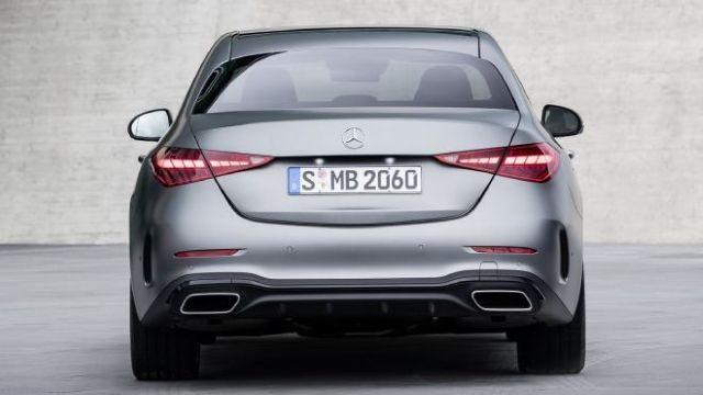 İşte karşınızda 2021 Mercedes C-Serisi! Adamlar yapmış! - Page 4