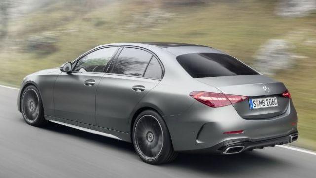 İşte karşınızda 2021 Mercedes C-Serisi! Adamlar yapmış! - Page 3