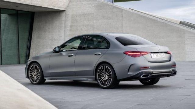 İşte karşınızda 2021 Mercedes C-Serisi! Adamlar yapmış! - Page 1