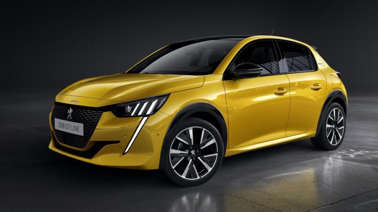 Peugeot logo değiştirdi! Yeni logo daha vahşi görünüyor!