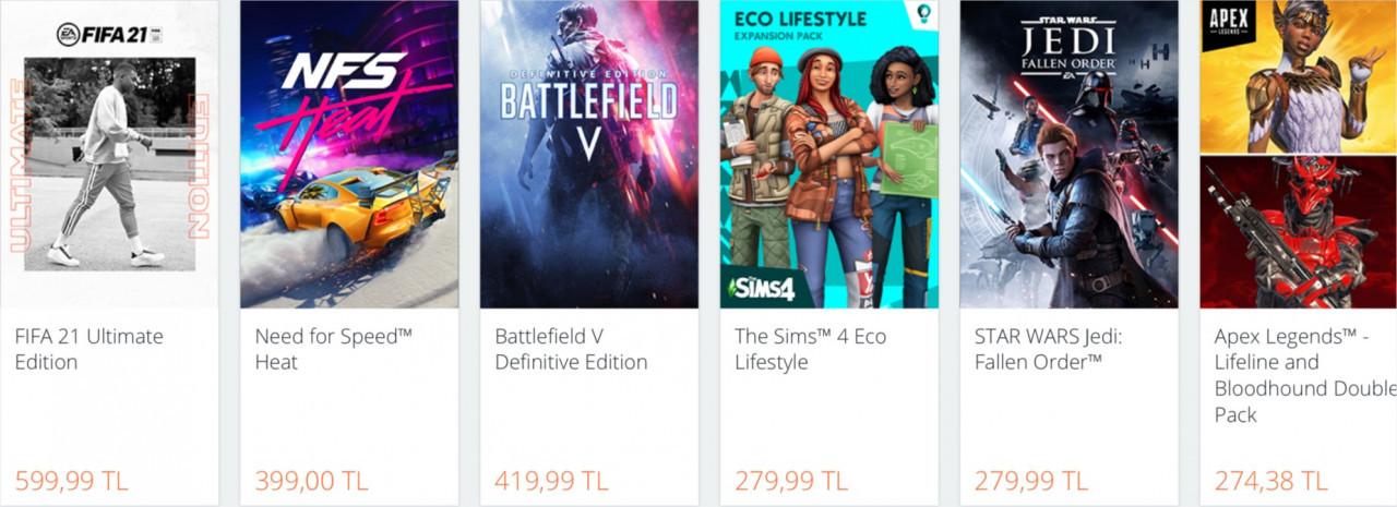 Electronic Arts Origin