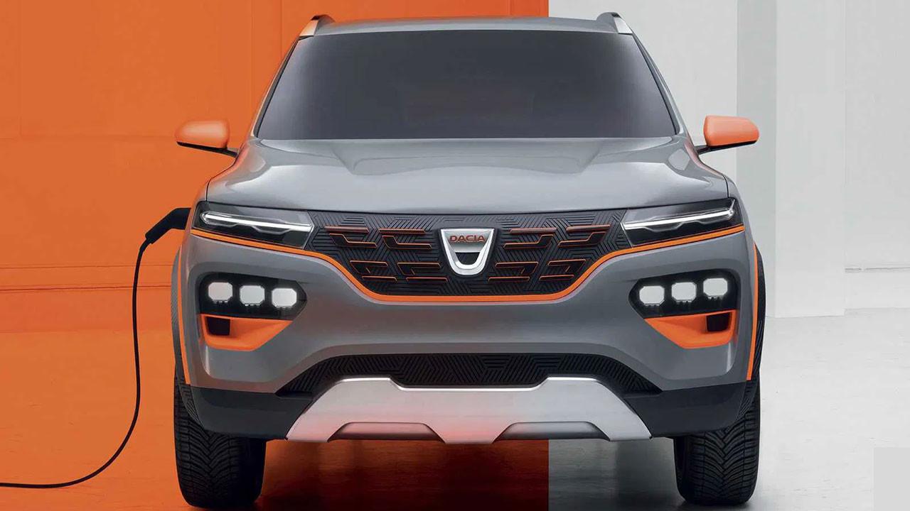 En ucuz elektrikli Dacia Spring iki sürümle Türkiye'ye geliyor