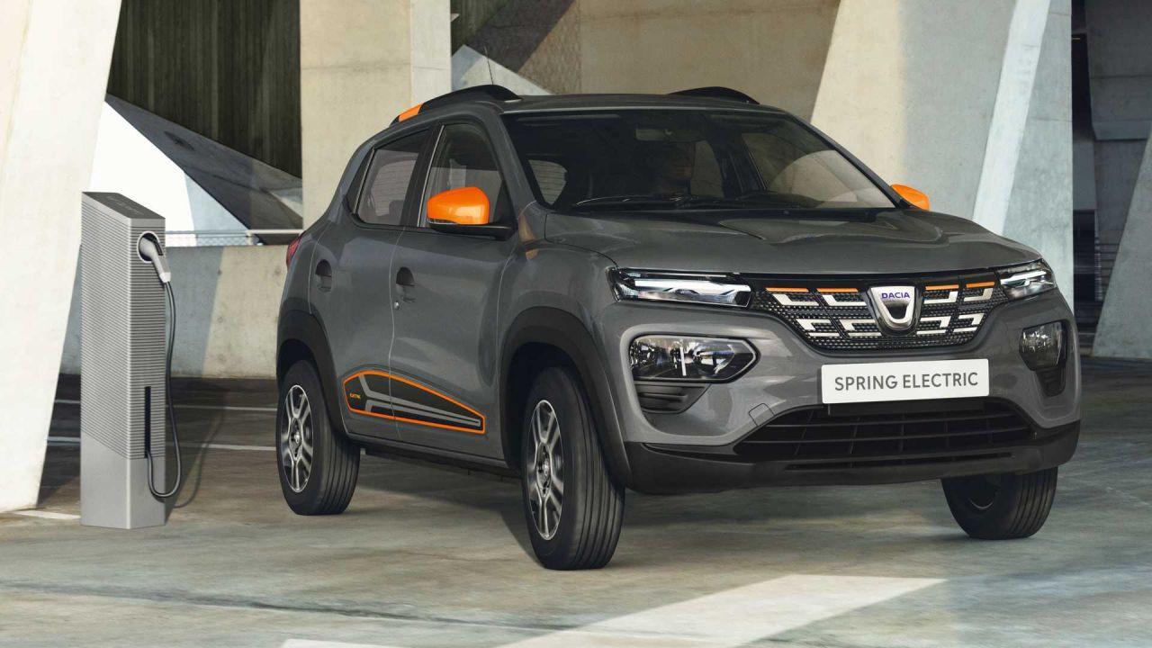 Uygun fiyatlı yüzde 100 elektrikli: Dacia Spring - Page 1
