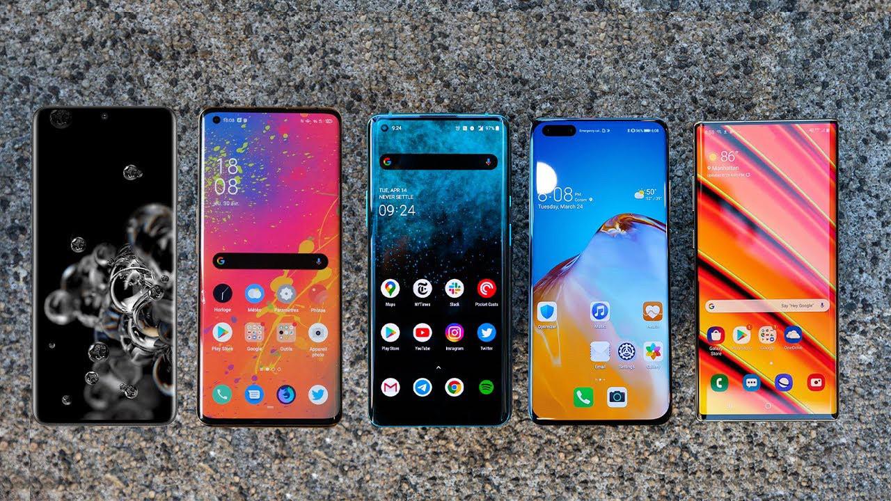 En hızlı Android telefon belli oldu! Çok şaşıracaksınız!