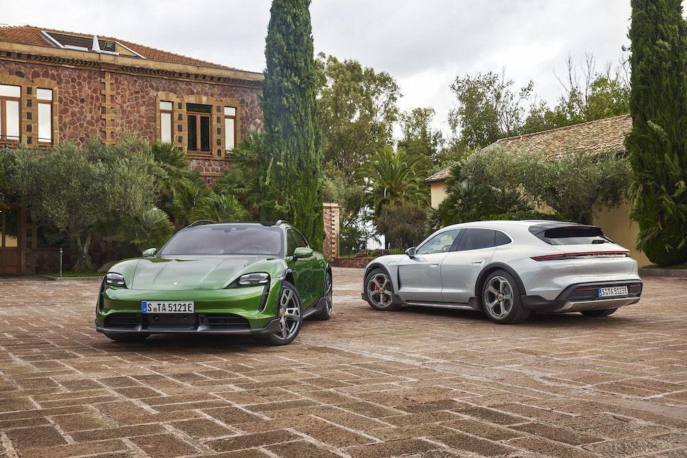 Elektrikli otomobilde devrim: Porsche Taycan Cross Turismo - Page 3