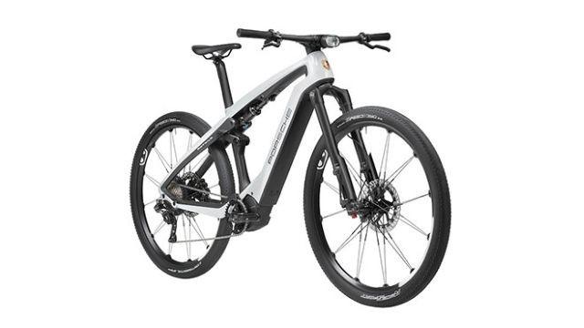 Porsche imzalı elektrikli bisiklet! 80.000 TL'ye bisiklet mi olur! - Page 1