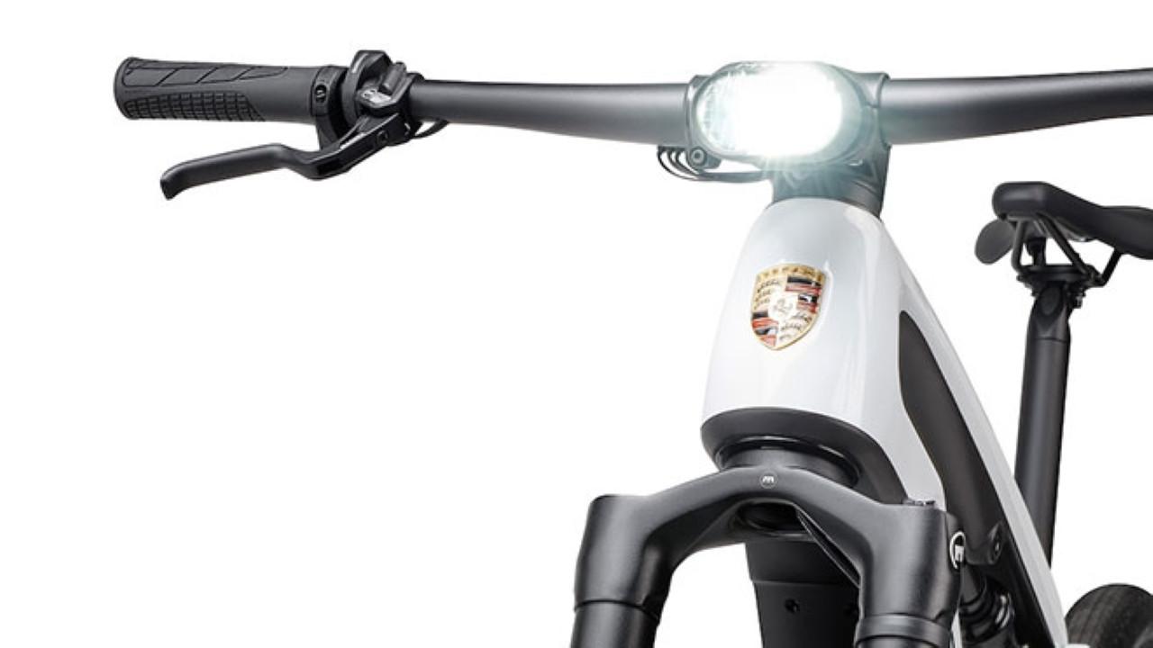 Porsche imzalı elektrikli bisiklet! 80.000 TL'ye bisiklet mi olur!