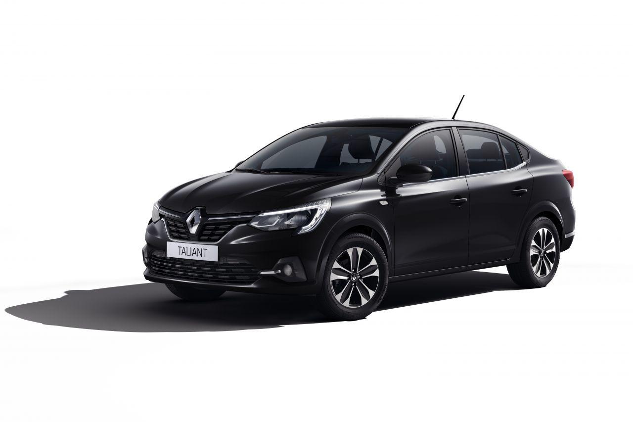 İşte yeni Symbol! Renault Tailant B segmentine yenilik getiriyor! - Page 1