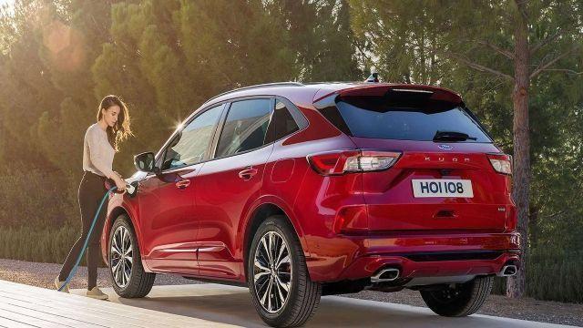 2021 Ford Kuga 24 Bin TL'ye varan indirimli fiyatlarla satışta! - Page 3