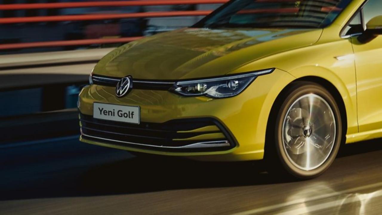2021 Volkswagen Golf fiyat listesi açıklandı! Bu paraya Golf kaçmaz!