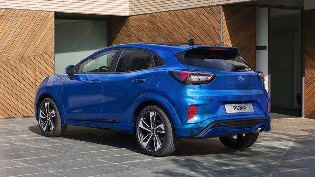 İşte 2021 Ford Puma yenilenen kampanyalı fiyatları! - Page 4