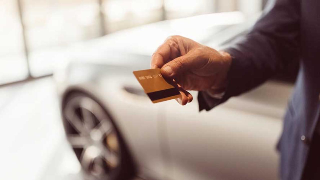 Kredi kartı ile otomobil satın almak artık hayal değil!