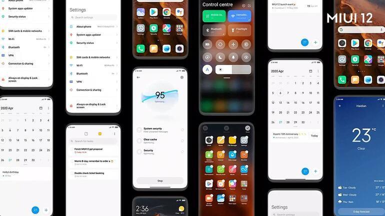 Xiaomi'nin MIUI 12 ile sunduğu gizli özellikler! - Page 1