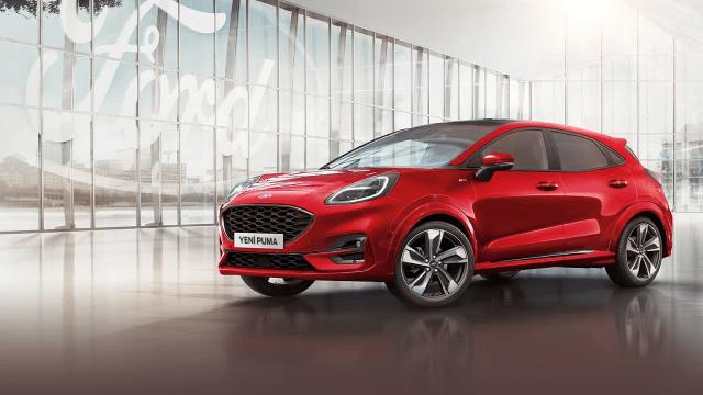 İşte 2021 Ford Puma yenilenen kampanyalı fiyatları! - Page 1