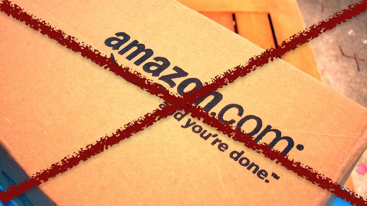 Amazon Türkiye'ye ambargo mu uyguluyor? Paraları alıyor ürünü göndermiyor!