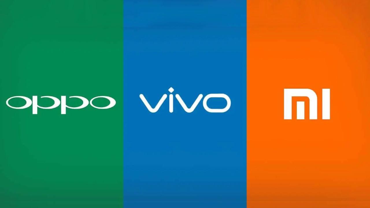 Xiaomi, OPPO ve VIVO bu yıl rekor satış yapacak! Apple'ın işi çok zor!