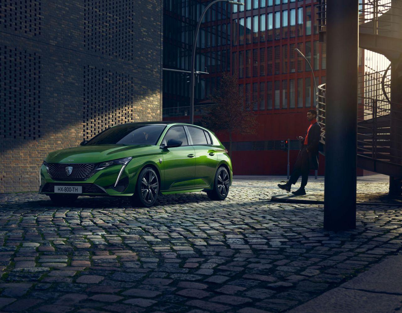 Karşınızda yenilenen ve güncellenen Peugeot 308 - Page 1