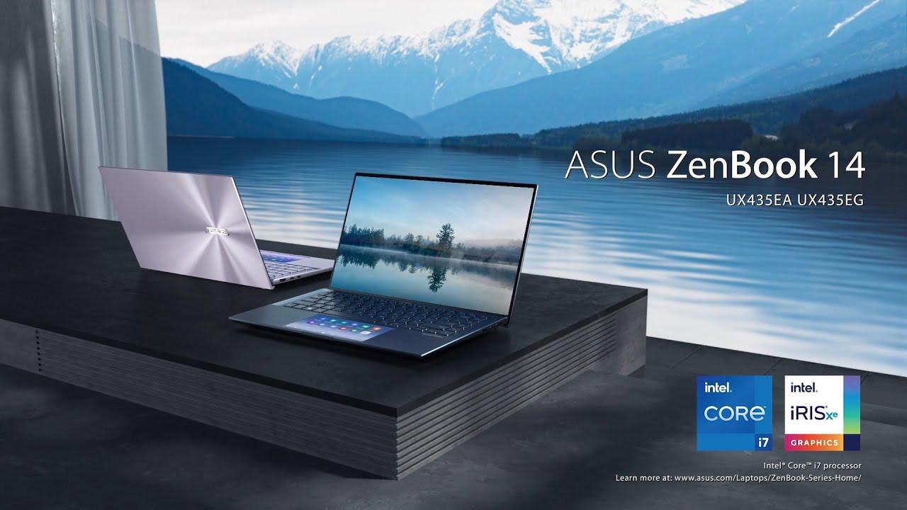Çift ekranlı Asus Zenbook 14 UX435E bize neler sunuyor?