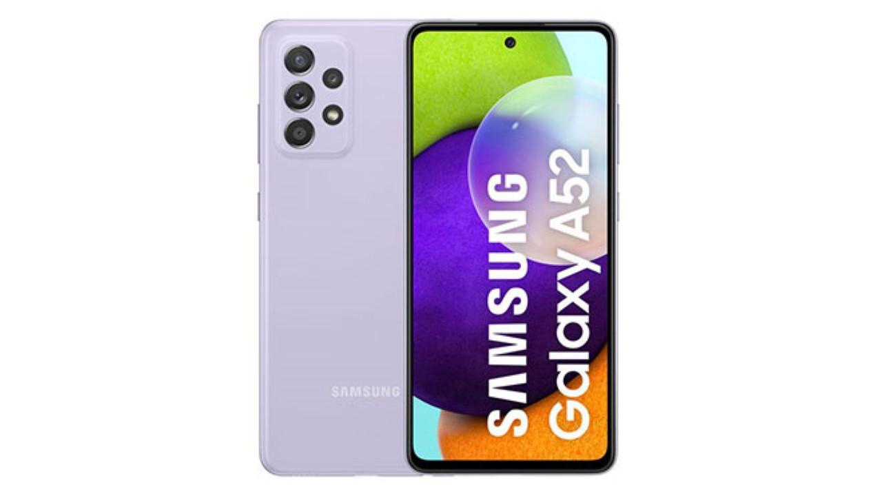 Galaxy A52 Türkiye fiyatı açıklandı! Beklenenin altında!