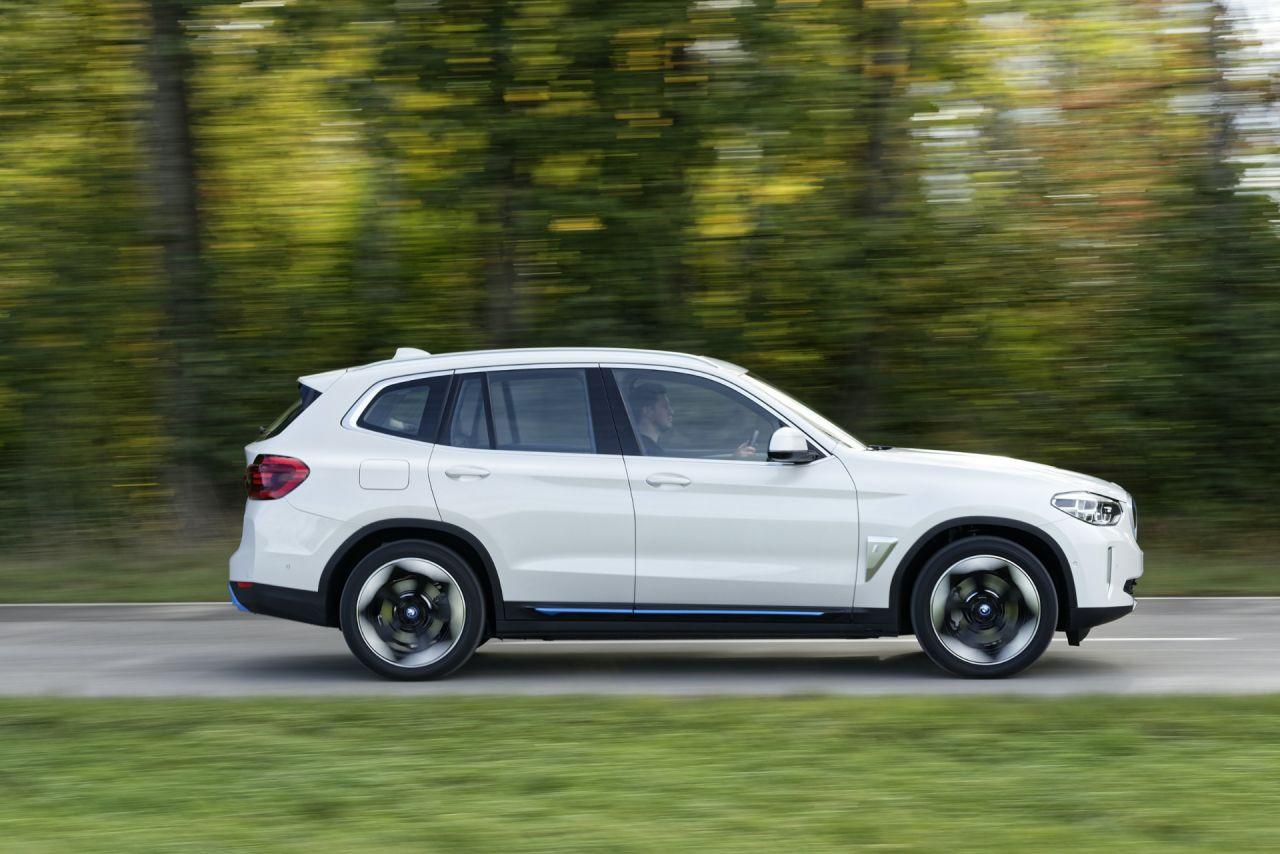 Tamamen elektrikli yeni BMW iX3 milyonluk fiyatı ile Türkiye'de - Page 2
