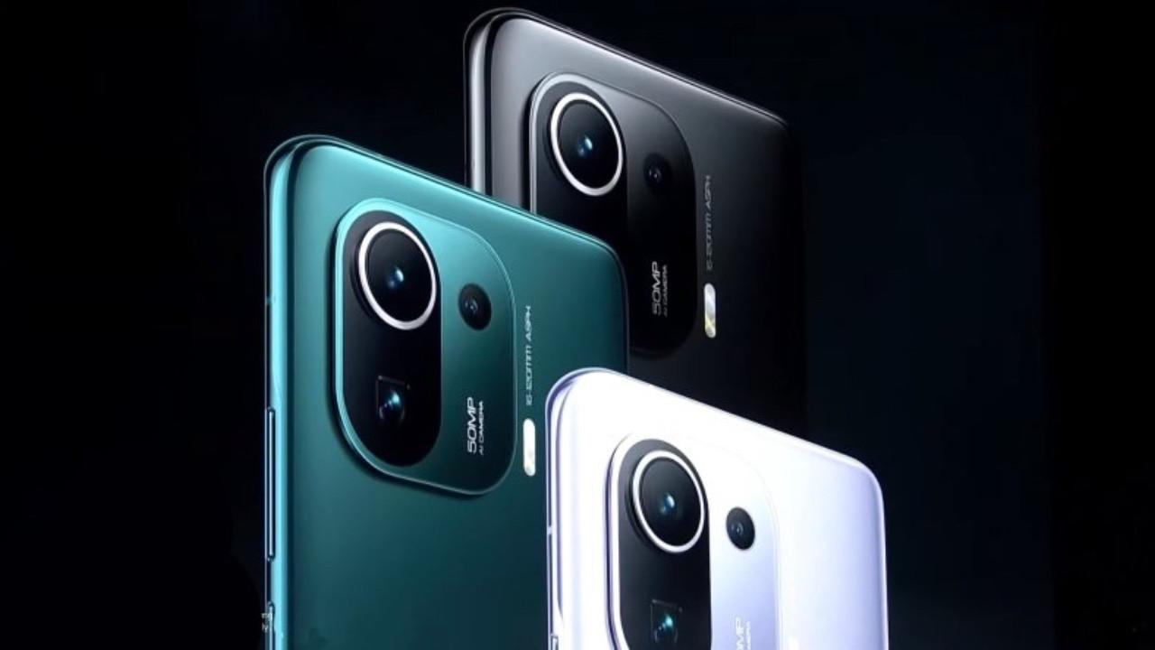 Xiaomi Mi 11 Pro tanıtıldı! Dünyanın en büyük lensi bu telefonda!