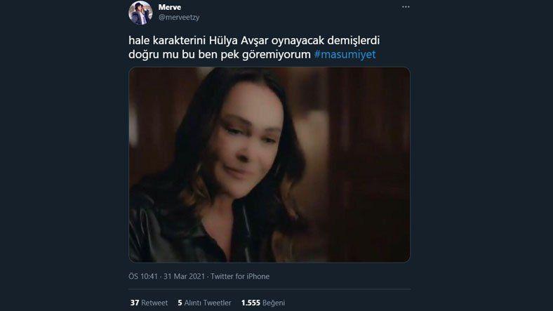 Hülya Avşar Masumiyet dizisindeki filtre ile gündemde! - Page 2
