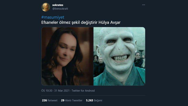Hülya Avşar Masumiyet dizisindeki filtre ile gündemde! - Page 4