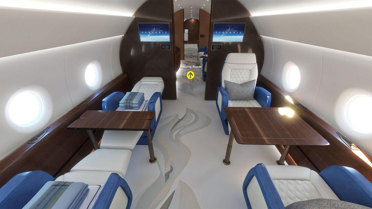 Bu uçak ABD başkanları için hazırlanıyor! Saatte 2 bin 205 km hız! - Page 2