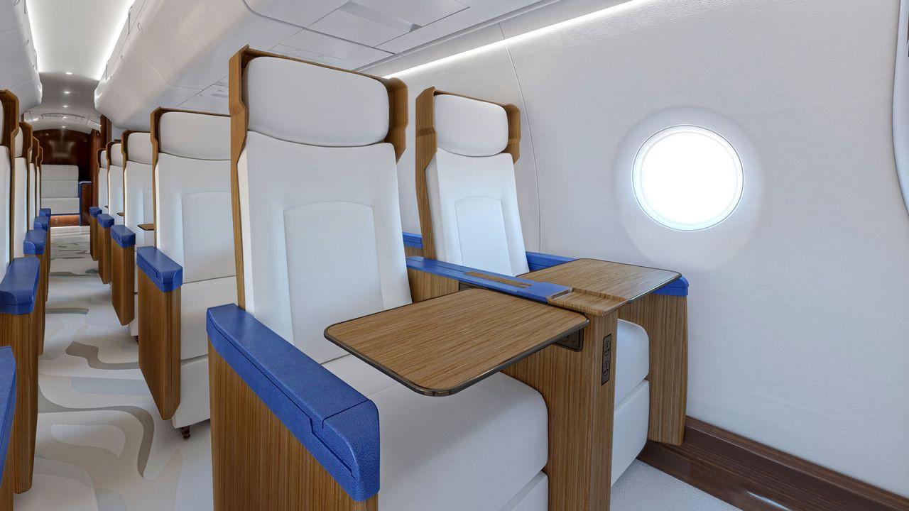 Bu uçak ABD başkanları için hazırlanıyor! Saatte 2 bin 205 km hız! - Page 4