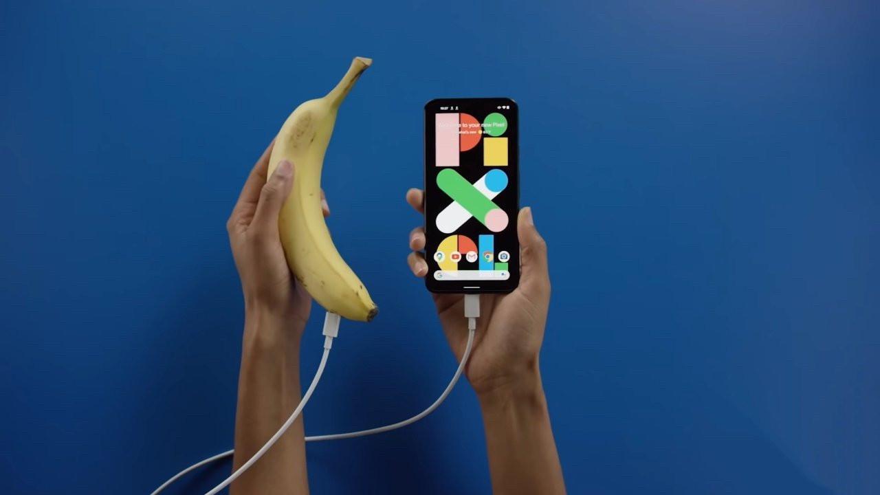 Muzdan telefona veri aktarılır mı? Google yaptı oldu!