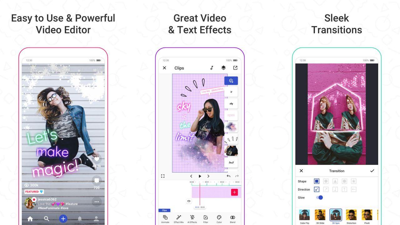 Android için en iyi video düzenleme uygulamaları! - Page 3