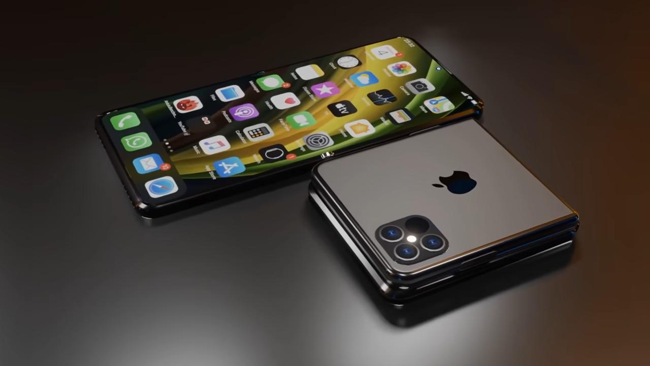 Katlanabilir iPhone için önemli adım! - Page 2