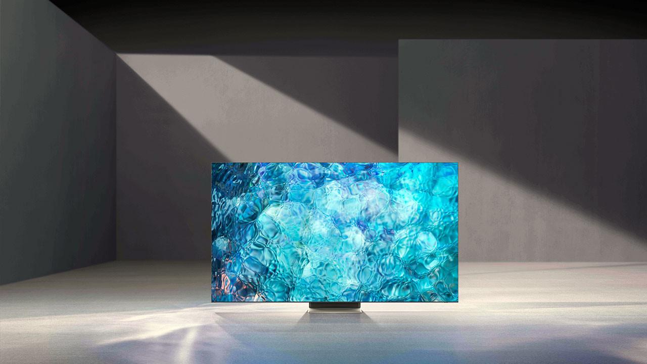 Samsung'un yenilikçi 2021 model TV'lerini tanıttı