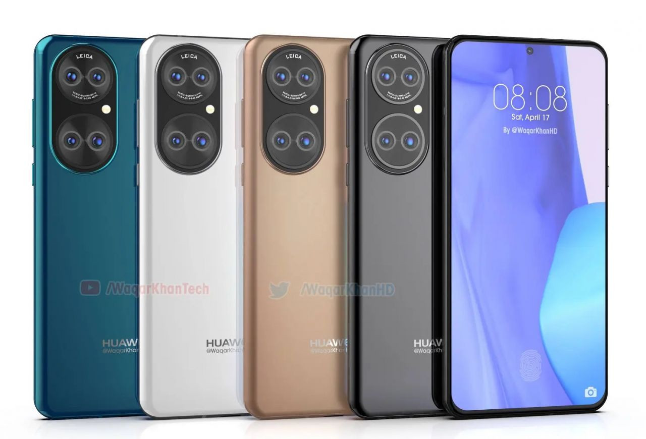 Huawei P50 ortaya çıktı! İşte görseller! - Page 3