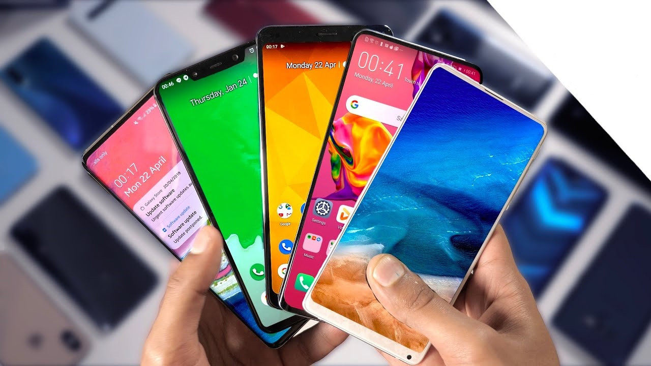 Bu akıllı telefonlar sektörün kralı! iPhone vs. hepsi hikaye!