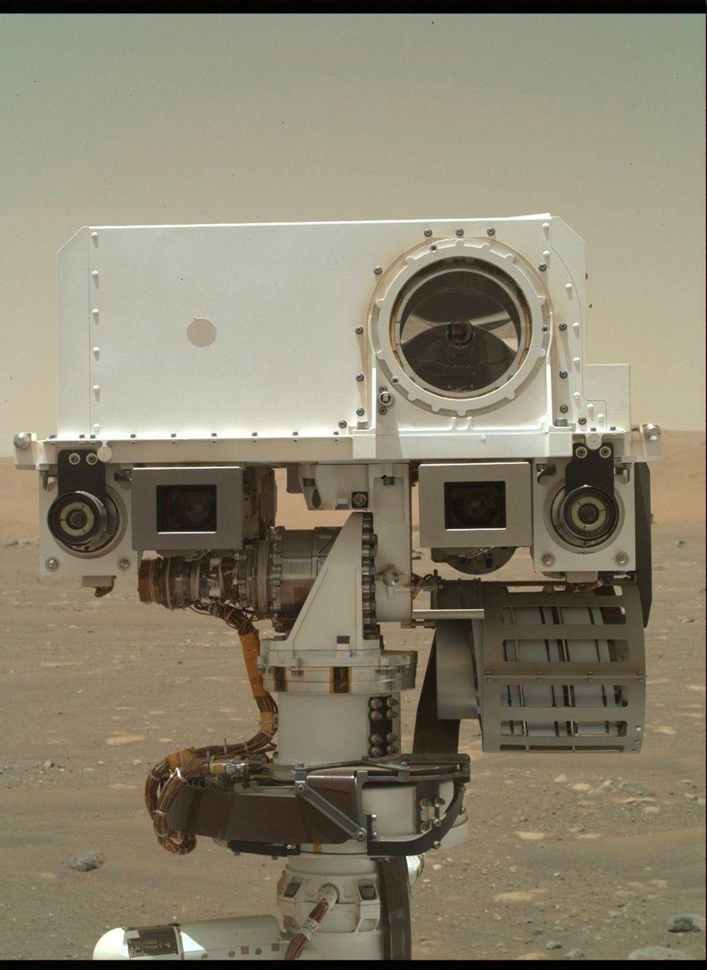 Mars'tan ilk renkli fotoğraflar geldi! Çok net! - Page 2